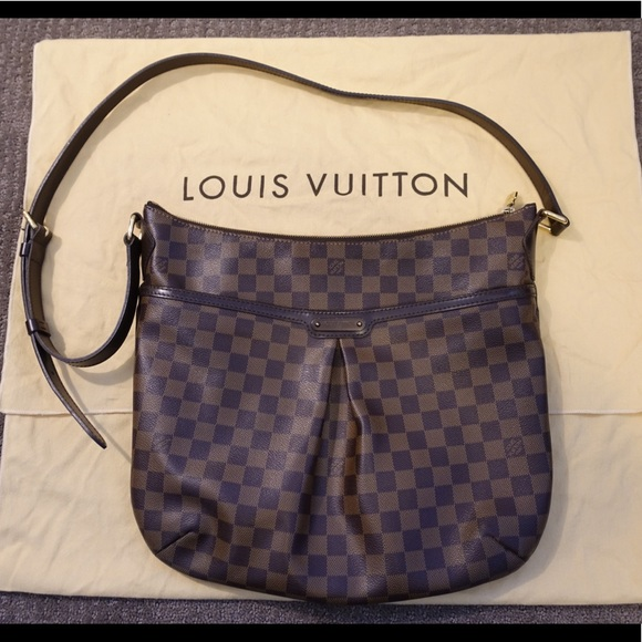 b2589c1e67 Louis Vuitton Handbags - Louis Vuitton Damier Bloomsbury GM Crossbody Bag